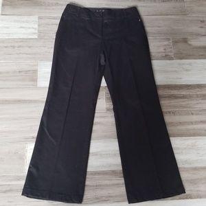 Like New Ann Taylor Pinstripe Dress Pants